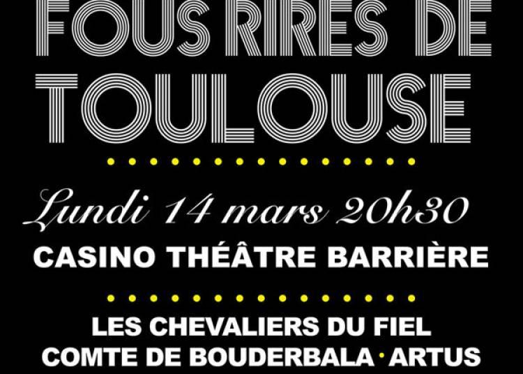Les Grand Gala Des Fous Rires � Toulouse
