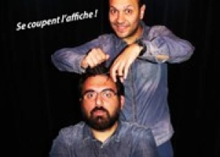 Mourad et Arthur se coupent l'affiche � Paris 19�me