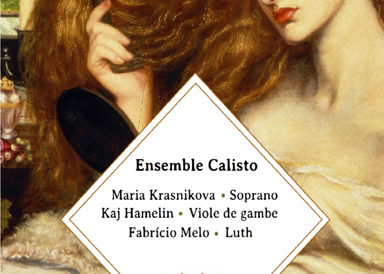 Saint-Valentin, musique renaissance � Paris 12�me