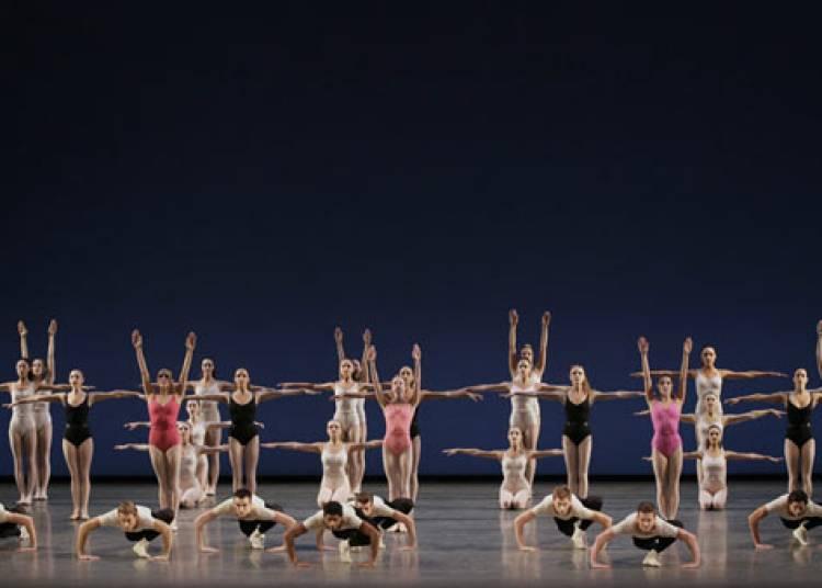 New York City Ballet � Paris 1er