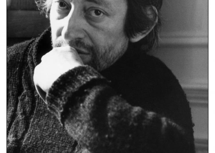 Serge Gainsbourg � Paris 3�me