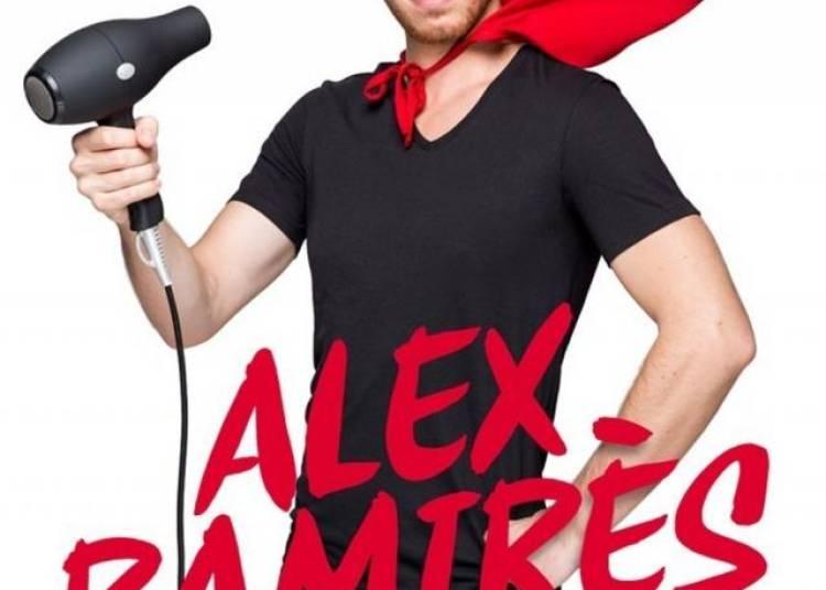 Alex Ramir�s Fait Sa Crise � Paris 2�me