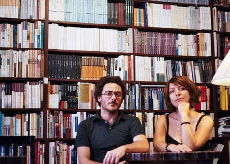 Clotilde Rullaud & Alexandre Saada � Paris 1er