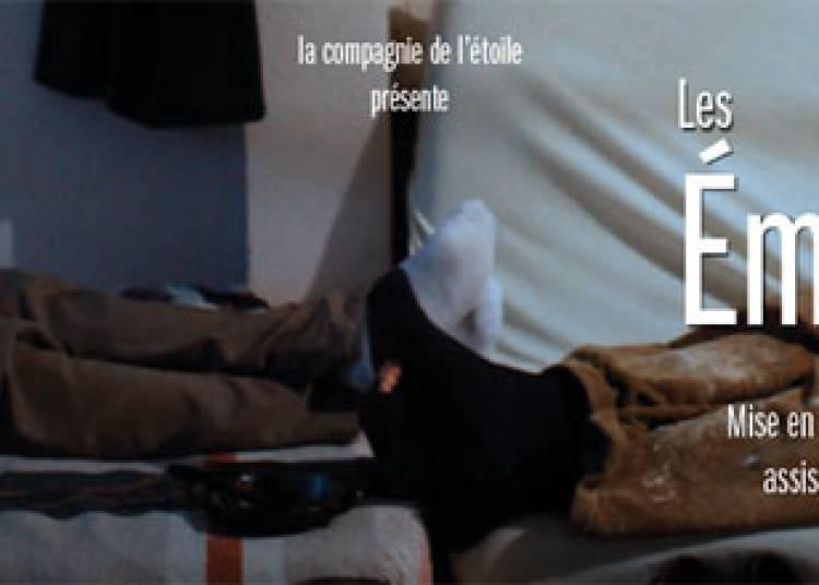 Les Emigr�s � Paris 18�me