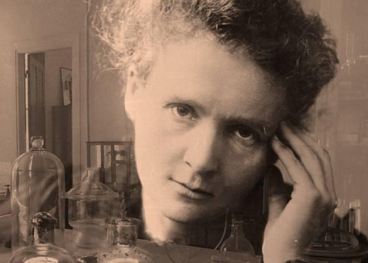 Marie Curie � Paris 18�me