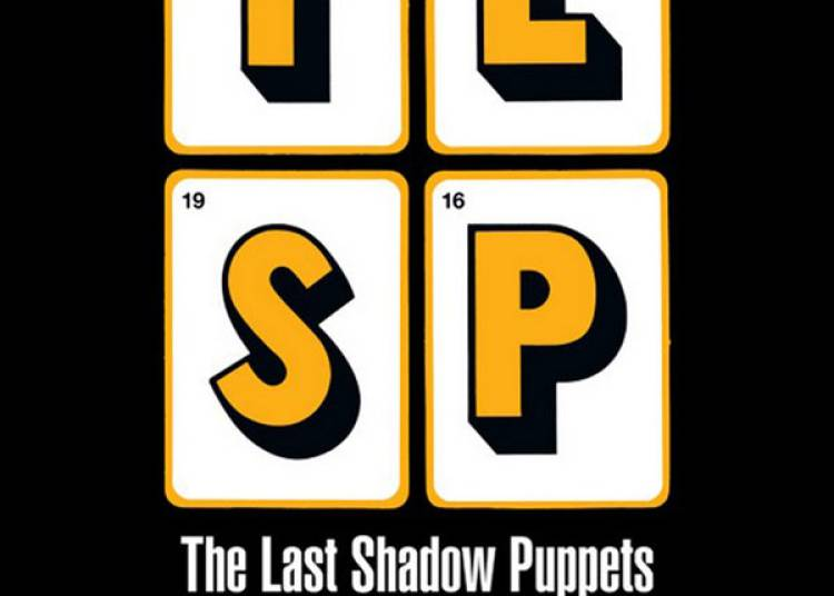 The Last Shadow Puppets � Paris 9�me