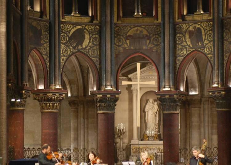 Vivaldi: Les 4 Saisons � Paris 6�me