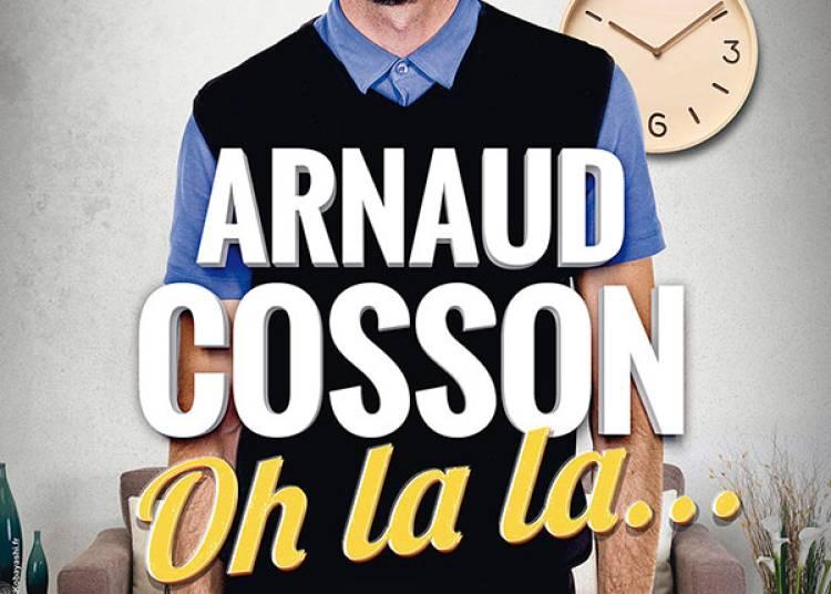 Arnaud Cosson Dans � Mulhouse