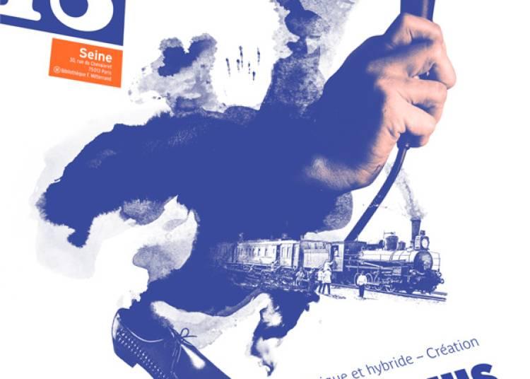 Transsib�rien Je Suis � Paris 13�me