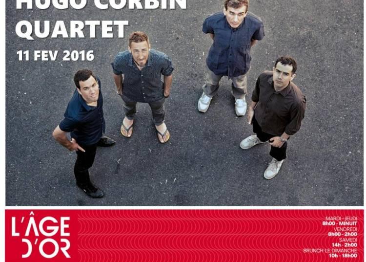 Hugo Corbin Quartet � Paris 13�me