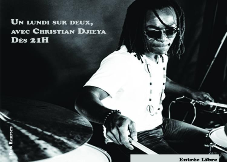 Jam du Cosy avec Christian Djieya � Paris 15�me