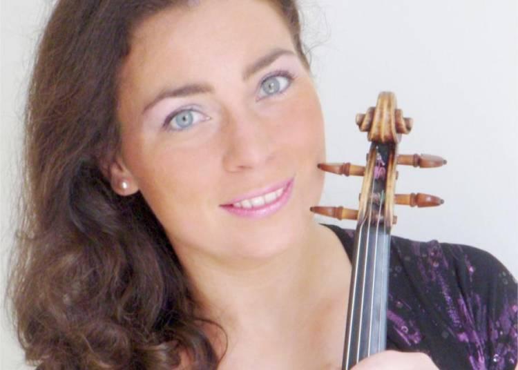 Le Violon Virtuose par Natacha Triadou � Paris 11�me