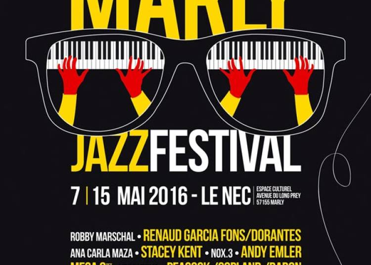 Pass 4 Soirees Marly Jazz Festival