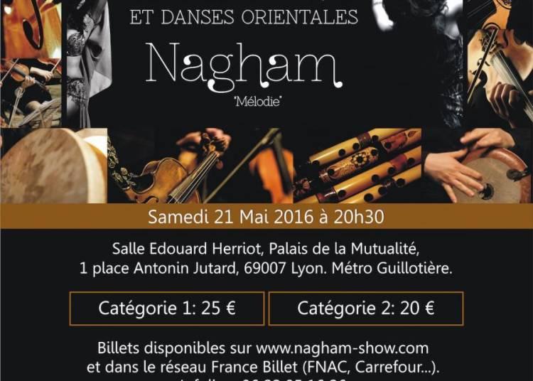 Nagham � Lyon