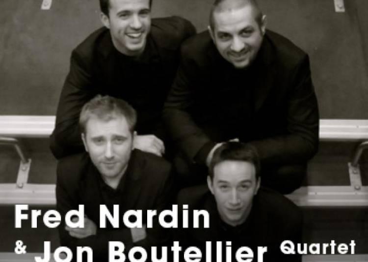 Fred Nardin & Jon Boutellier 4tet � Paris 1er