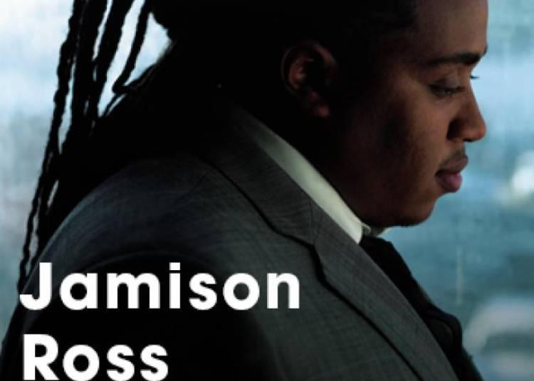 Jamison Ross � Paris 1er