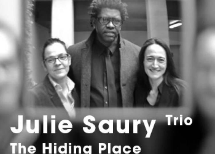 Julie Saury Trio � Paris 1er