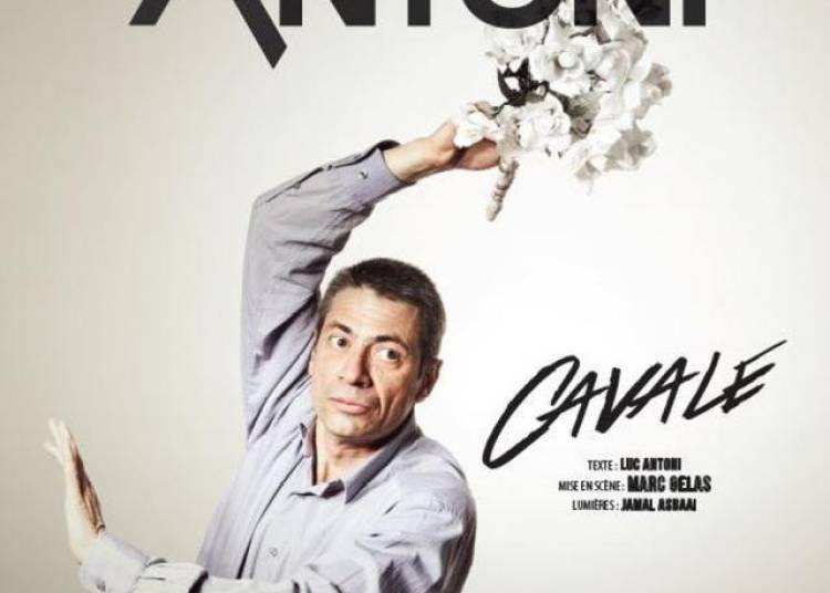 Luc Antoni Dans Cavale � Paris 8�me