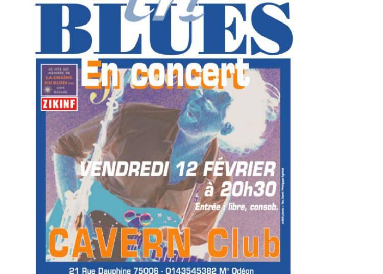 MenInBlues � Paris 6�me