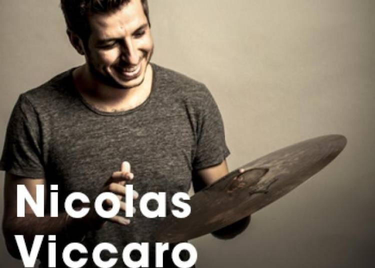 Nicolas Viccaro � Paris 1er