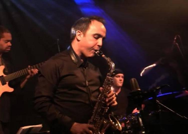 Sylvain Del Campo Quartet � Paris 1er