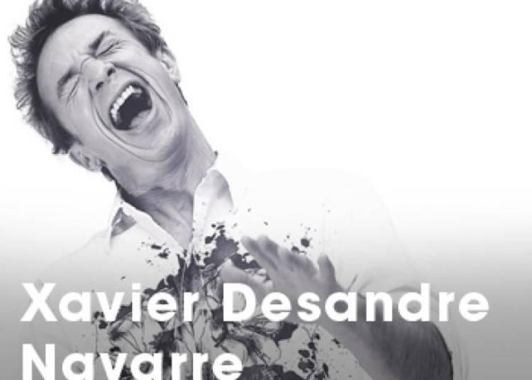Xavier Desandre Navarre � Paris 1er