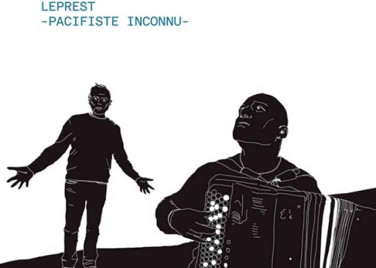 Jehan & Lionel Suarez Leprest-pacifiste Inconnu � Paris 20�me