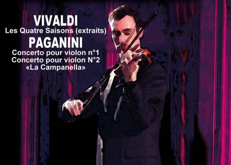 Les violons de France � Biarritz