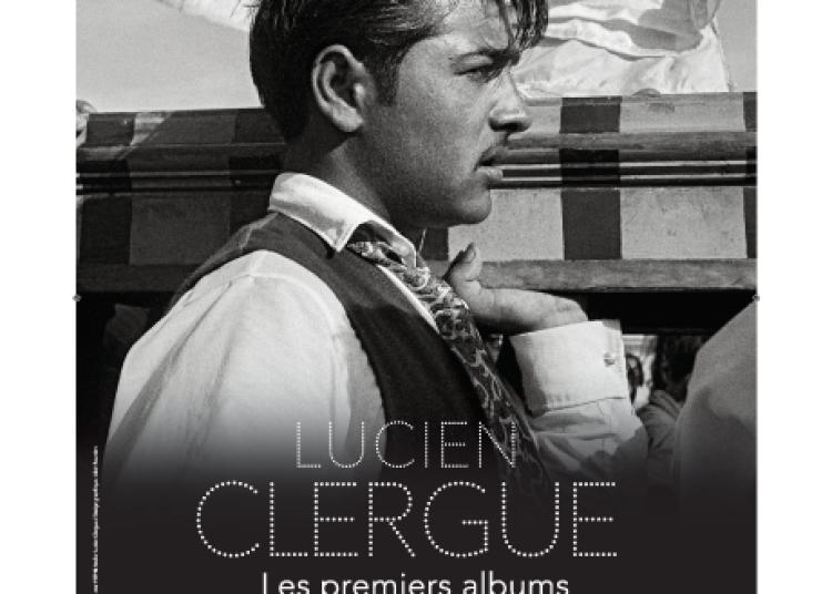 Lucien Clergue � Paris 8�me