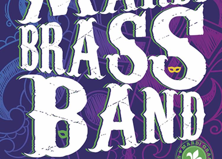 Mardi Brass Band � Paris 14�me