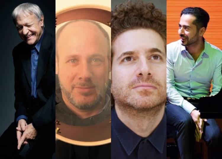 Michel Portal, Jeff Ballard, Kevin Hays Promises � Paris 6�me