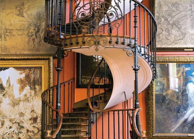 Mus�e Gustave Moreau � Paris 9�me