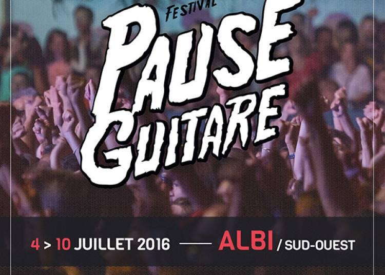 Pause Guitare-pass Labelle Chanson � Albi
