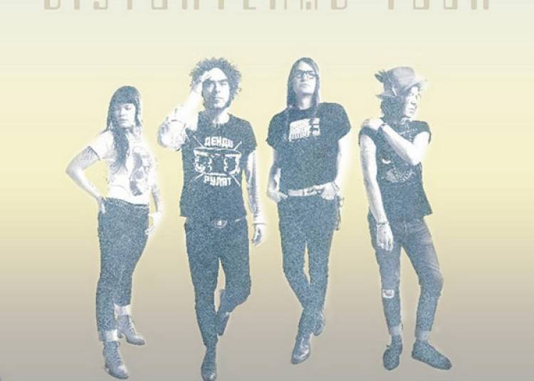 The Dandy Warhols � Reims