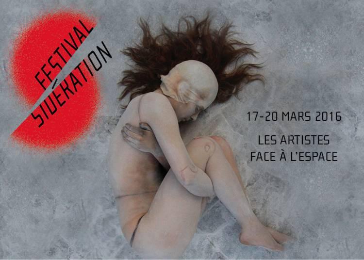 Sid�ration, le festival des imaginaires spatiaux 2016