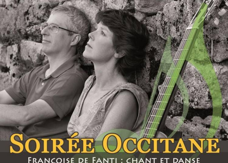 Soir�e occitane avec le duo Landiridi � Alban