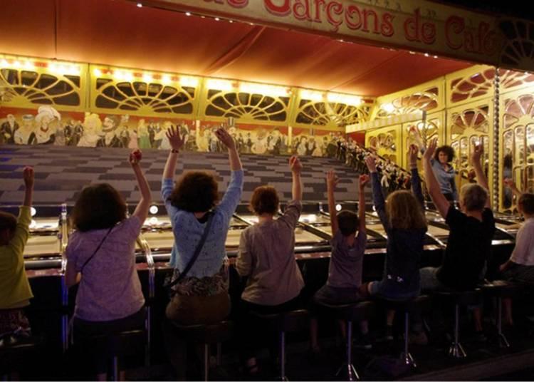 Venez d�couvrir le Mus�e des Arts Forains � l'occasion des vacances d'Hiver! � Paris 12�me