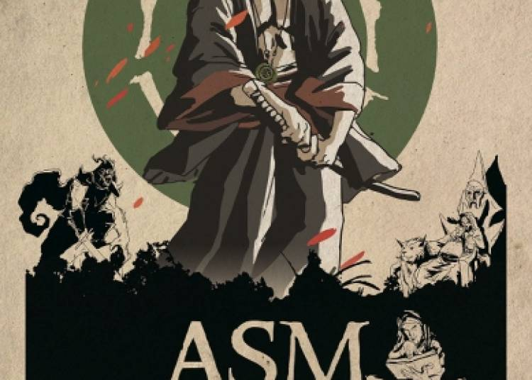 ASM - (A State of Mind) The Jade Amulet Tour � Le Port