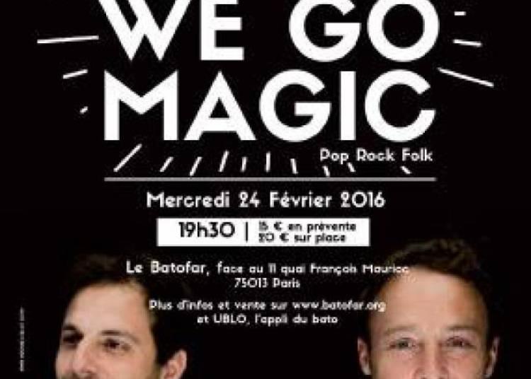Here We Go Magic � Paris 13�me