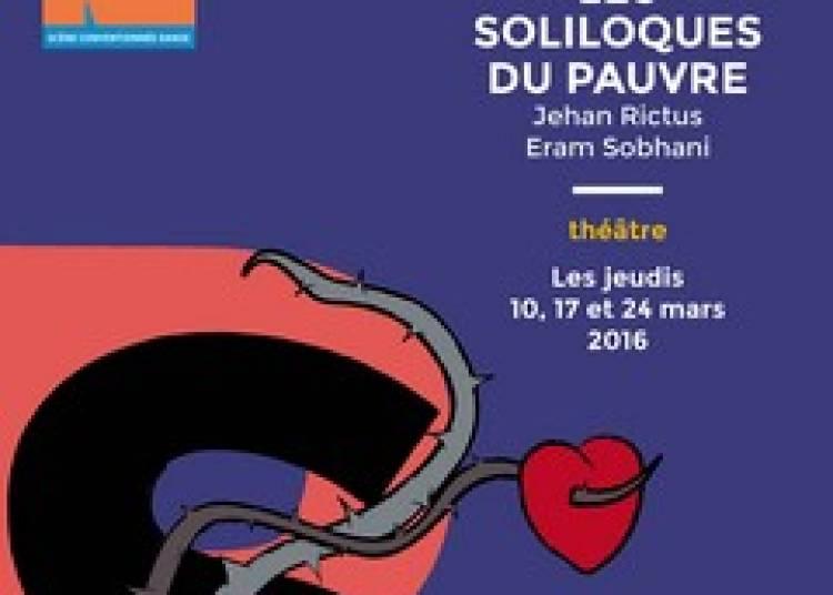 Les soliloques du pauvre � Paris 18�me