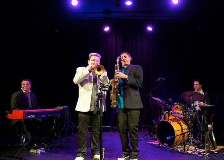 Vendredis du Jazz � l'Hospitalet  - Carr� d'As Jazz Quartet � Narbonne