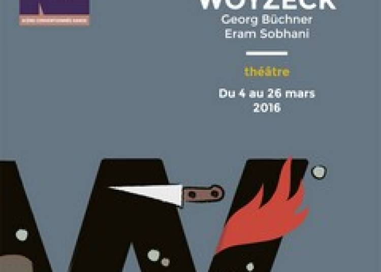 Woyzeck � Paris 18�me