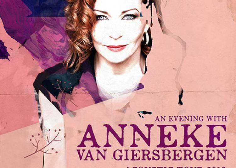 Anneke Van Giersbergen � Paris 20�me