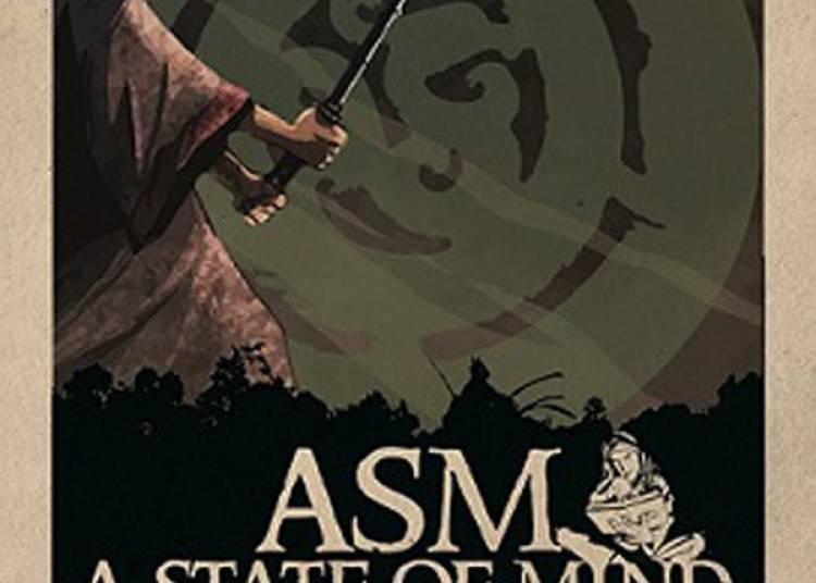 Asm - A State Of Mind � Paris 10�me