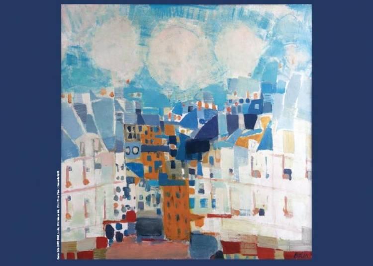 Collection Jean-Louis Bernezat, Regard sur la peinture du 20e si�cle � Morestel