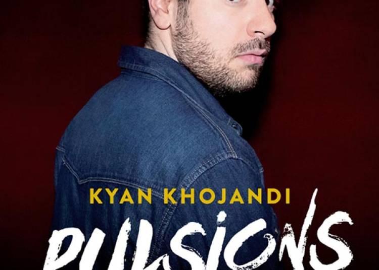 Kyan Khojandi � Caluire et Cuire