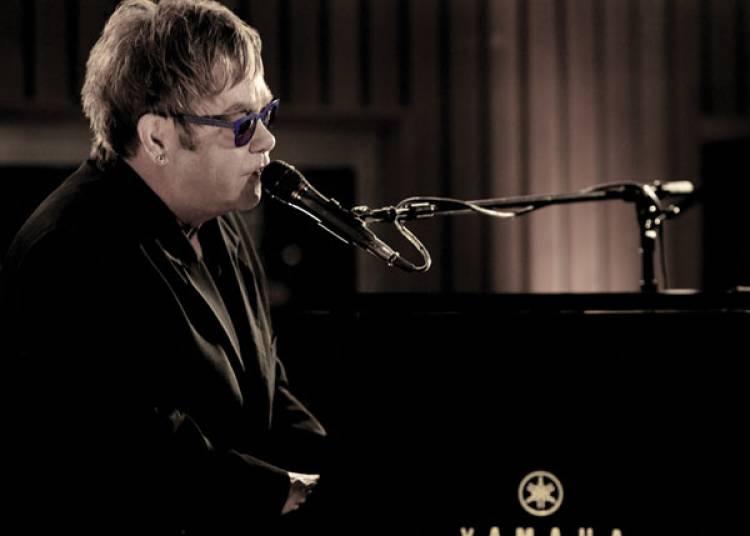 Elton John � Nantes