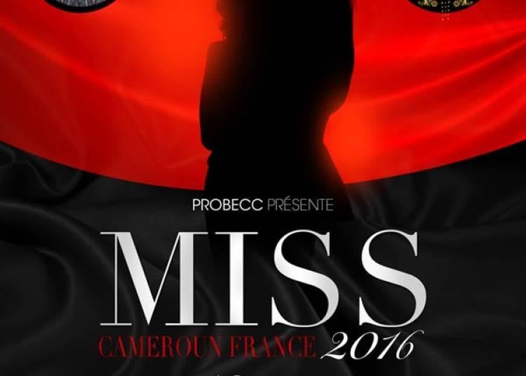 Miss Cameroun France 2016 � Paris 10�me