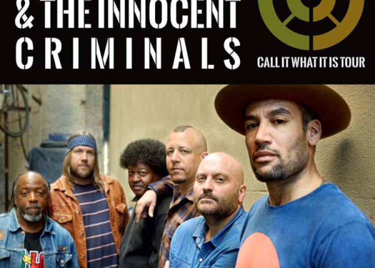 Ben Harper & The Innocent Criminals � Paris 12�me