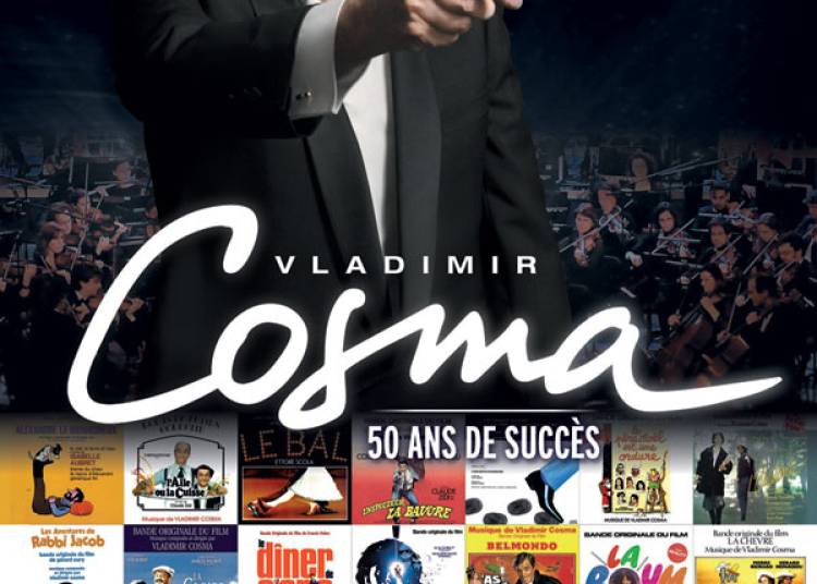 Vladimir Cosma � Rouen